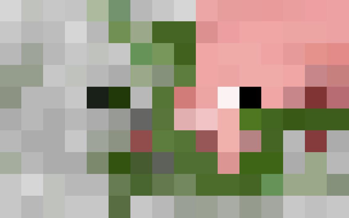 Most Inspiring Wallpaper Minecraft Zombie Pigman - zombie_pigman_wallpaper_by_lynchmob10_09-d3k3ga2  Picture_432522.jpg
