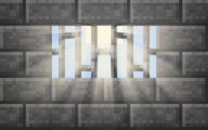 Minecraft Jail Wallpaper by LynchMob10-09