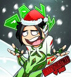 Savior EX | Christmas Card 2015