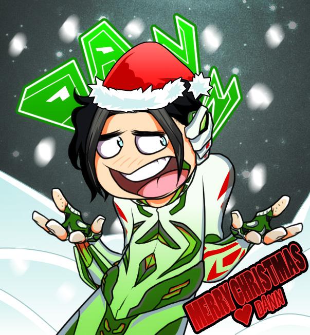 Savior EX | Christmas Card 2015 by PlanetDann