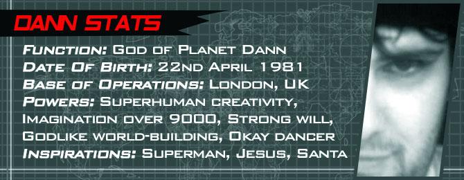Dann Stats by PlanetDann