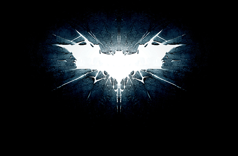 the dark knight rises alternate logo by contengan on