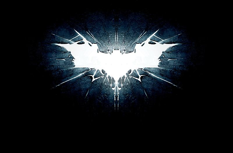 The Dark Knight Rises ALTERNATE LOGO