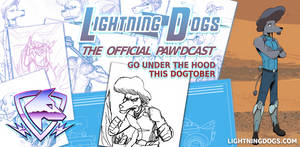 Lightning Dogs Paw'dcast Preview: Pierre by lightningdogs