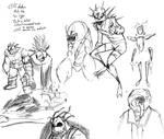 Tubular Tubers Sketch Compilation + More