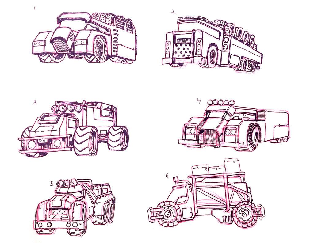 Brutus AKA Lightning Rig Concepts - Page 2 by lightningdogs