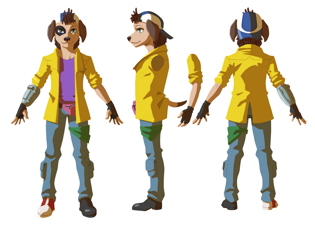 Kid Turnaround by Untethered Studios