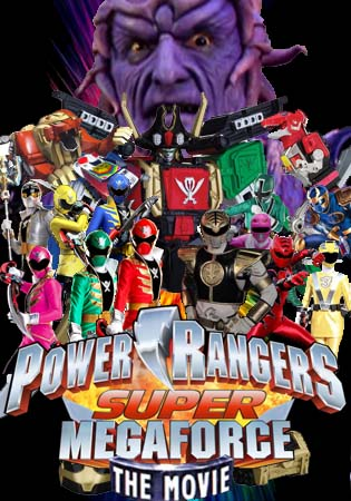 Super Megaforce Wallpaper Power Rangers The Movie By Justiceavenger On