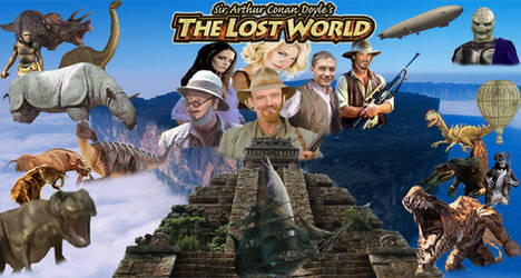 The Lost World Reboot