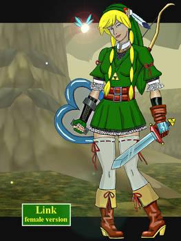 Female Link (Legend of Zelda)
