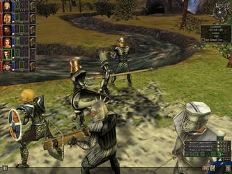 Ultima V Lazarus Mod for Dungeon Siege screenshot by DanCar-Deviantart