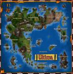 Modified Ultima V Lazarus Spoilers Map