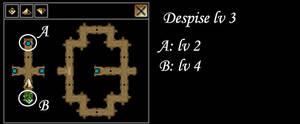 Despise level 3