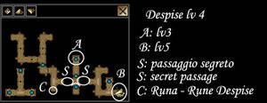 Despise level 4