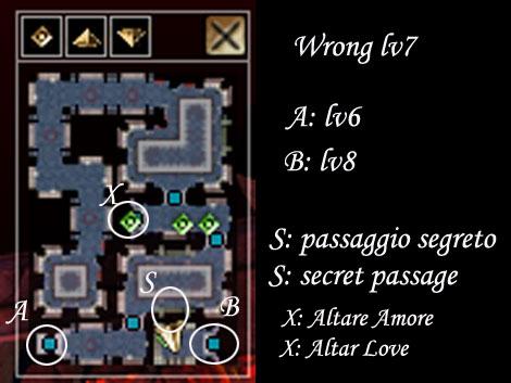 Wrong Level 8