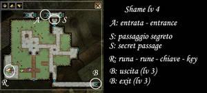 Shame 3 (level 4)