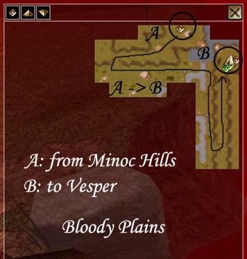 From Minoc to Vesper