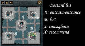 Destard level 1
