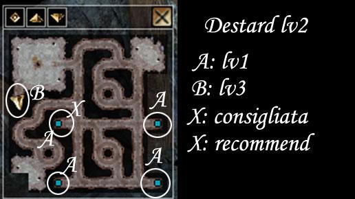 Destard level 2