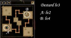 Destard level 3