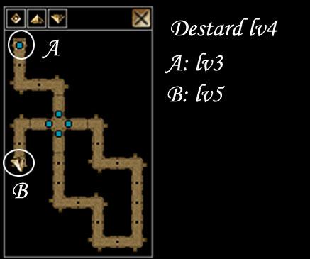 Destard level 4