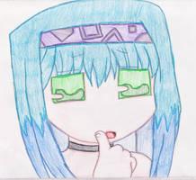 thinking makes my head hurt... by dark-vampyre-angel13