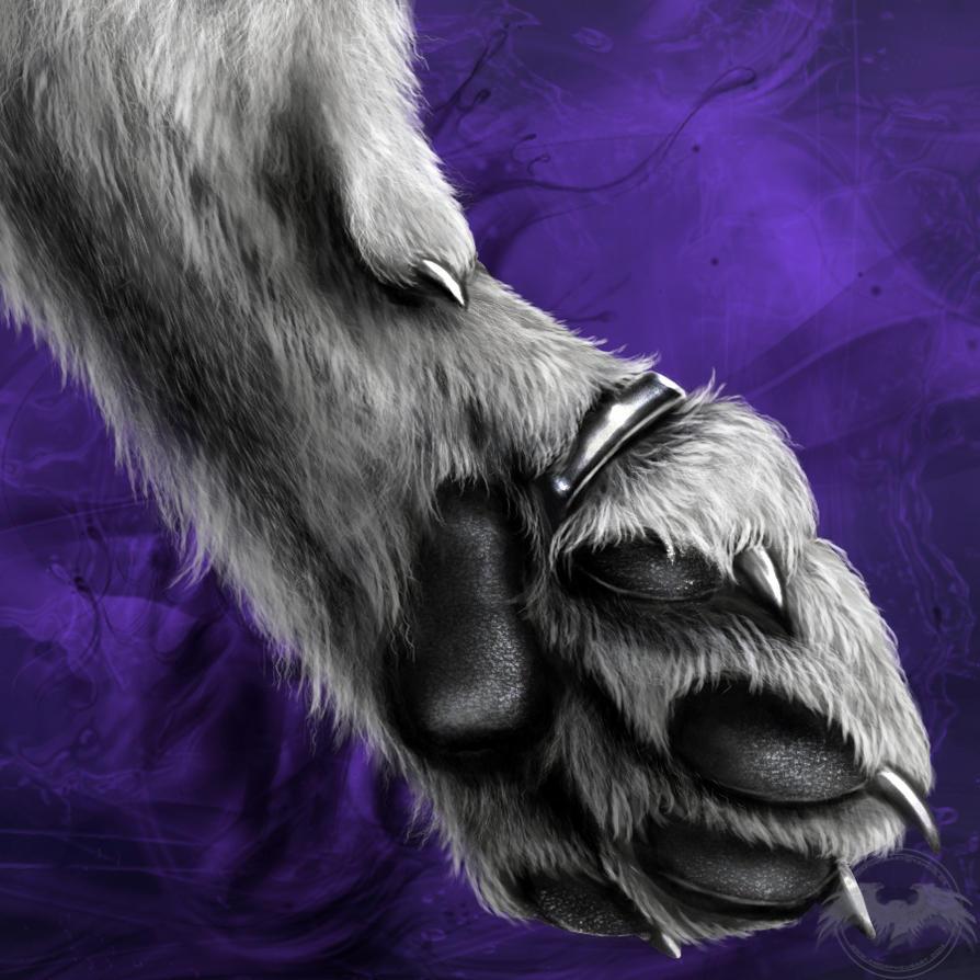 ..:::Custom-Paw - Kiese :::... by AmorpheusArt