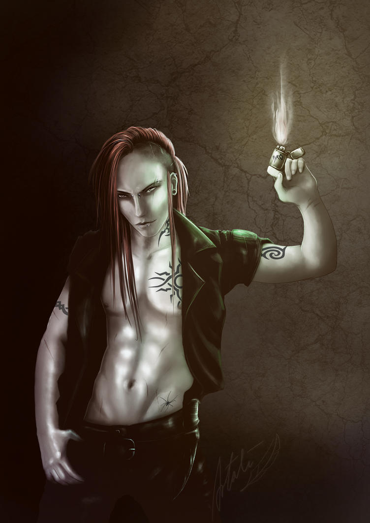 Lucius - Pyro -P- by Artali-Artist