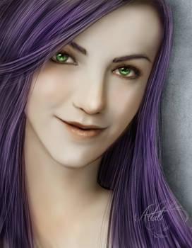 Ashley Portrait - CM