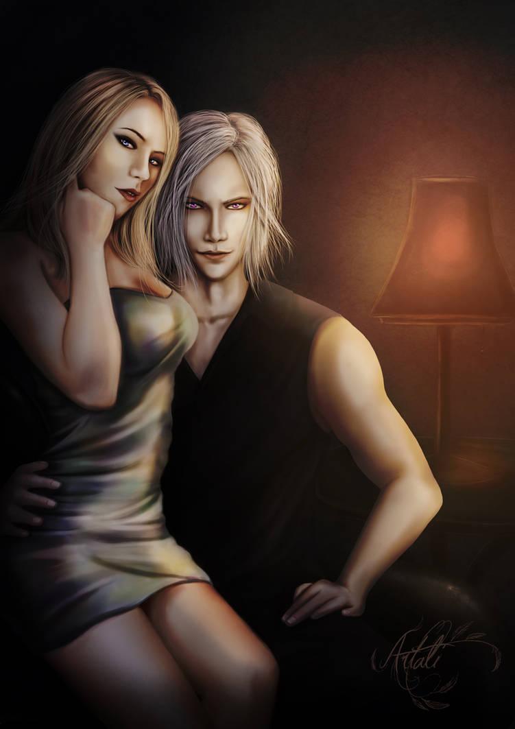 Holly and Key - CM by Artali-Artist