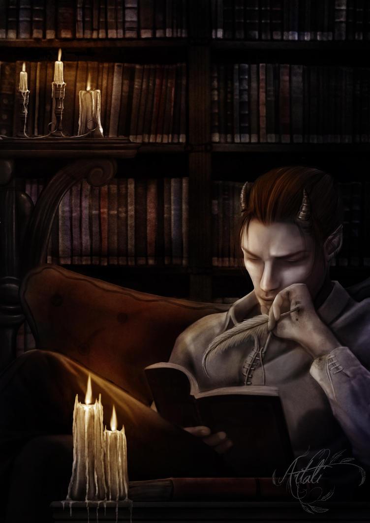 Faust - CM by Artali-Artist