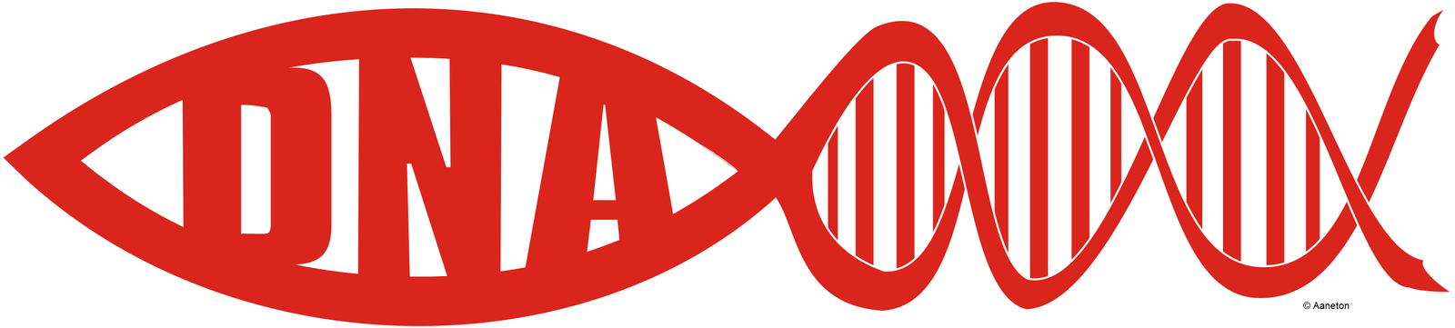 DNA Fish by aaneton