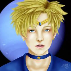 Sailor Uranus by StupidLesson