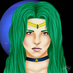 Sailor Neptune by StupidLesson