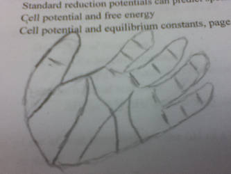 2011 hand sketch