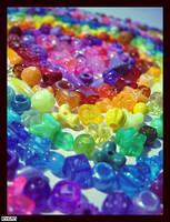 Heart Beads by Rykan-