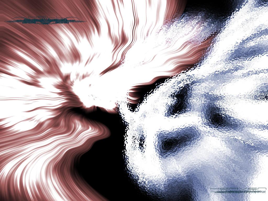 heaven vs hell art - photo #23