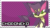 Choroneko Stamp by Kevfin