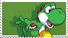 Yoshi Stamp by Kevfin
