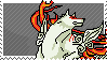 Okami Stamp by Kevfin