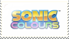 Sonic Colours Stamp by Kevfin
