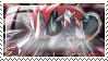 Zoroark Stamp by Kevfin