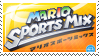 Mario Sports Mix Stamp by Kevfin