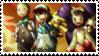 Satoshi Iris Dent Stamp by Kevfin