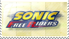 Sonic Free Riders Stamp by Kevfin