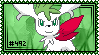 Shaymin Sky Forme Stamp by Kevfin