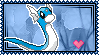 Dratini Stamp by Kevfin