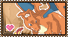 Charizard Stamp 2 by Kevfin