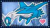 Latios Stamp
