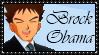 Brock Obama Stamp